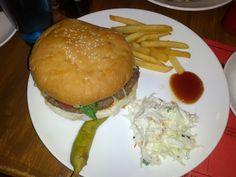Vietnamese Pork Burger - Thulp!