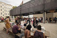BMW Guggenheim Lab Opens In Berlin