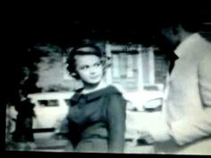 Jeff Chandler and June Allyson in A Stranger in my Arms