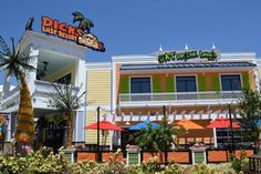 Dick's Last Resort at The Island -- Eat, Drink, Laugh!!!