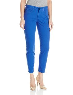 NYDJ Women's Clarissa Skinny Ankle Jean at Amazon Women's Jeans store