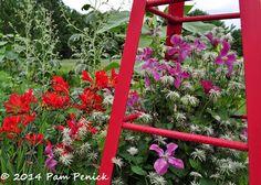 tuteur sale | fanciful journey through art-filled Bedrock Gardens, part 1