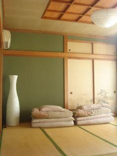 asian futon | ... in the City | zen-minimalist-japanese-futon-sleep-bedroom-clean-green