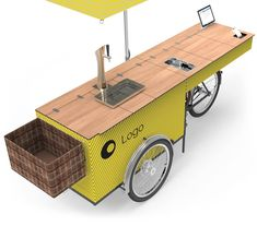 Custom Bike Konfigurator | paul&ernst street food solutions