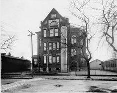 Germantown School, Mary Street, Louisville, Ky., built in 1891. ca.1923