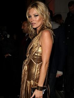 The Beauty Lessons We've Learned From Kate Moss: Celebrity Trends: allure.com
