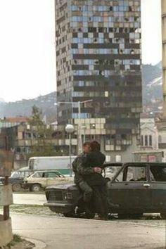 love in war #sarajevo