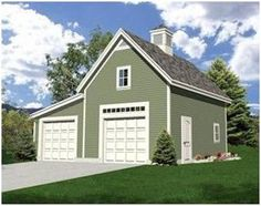 71 Free Garage, Workshop and Carport Plans and DIY Building Guides – Get started on your new garage, shop or studio with the help of these free online construction plans and guidebooks.