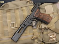 - SGS Style Compensator For Beretta 92FS/Taurus PT92 - Picture 2