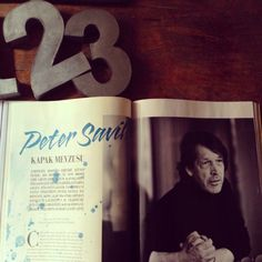 Interview with Peter Saville for L'Officiel Hommes Turkey issue 2 Peter Saville, Turkey, Interview, Broadway