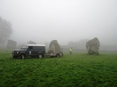Repositioning the stones for British Summer Time