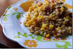 Teriyaki fried rice recipe