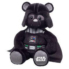 17 in. Darth Vader Bear™   Build-A-Bear Workshop