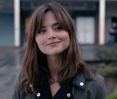 """my name is clara oswald..."