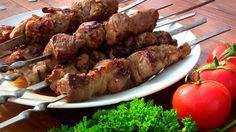 Шашлык из свинины | Ζωη με γευση
