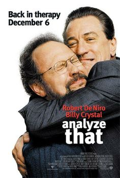 Analyze That (2002) - (cast Robert De Niro)