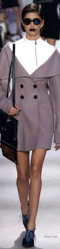 Christian Dior Fall 2016 Ready-to-Wear Fashion Show