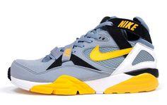 "Nike Air Trainer Max 91 ""Grey, Black  Yellow"" - EU Kicks: Sneaker Magazine"
