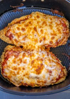 Air Fryer Oven Recipes, Air Frier Recipes, Air Fryer Dinner Recipes, Air Fryer Chicken Recipes, Cooks Air Fryer, Air Fried Food, Chicken Parmesan Recipes, Recipe Chicken, Chicken Breast Air Fryer Recipe