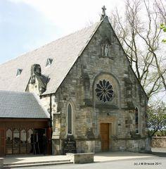 Saint Mary's Catholic Church ~ Irvine, Scotland