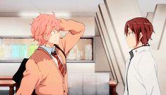 Free! OVA -Rin and Kisumi