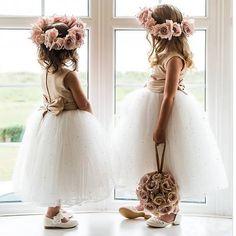 Como princesitas