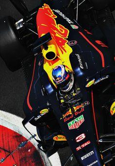 Daniel Ricciardo l Europe 2016