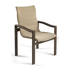Outdoor Winston Belvedere Woven High Back Dining Chair - M79001