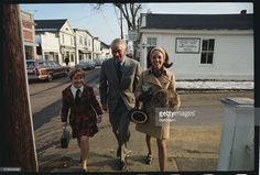 Five young women who were at the party on Chappaquiddick Island with Senator Edward M. Kennedy and Mary Jo Kopechne July are shown walking with their lawyers on Edgartown's main street on the. Ted Kennedy, July 18th, Lawyers, Main Street, Massachusetts, Young Women, Two By Two, Death, Sad