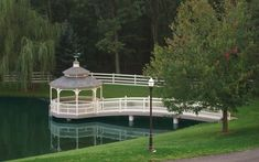 Building a pond with this type of gazebo near our home.