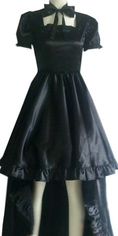 Onecos Pandora Hearts Alice Black Dress Cosplay Costume >>> Learn more by visiting the image link.
