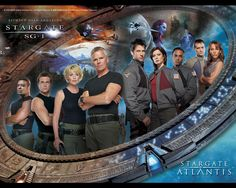 Stargate....so great!