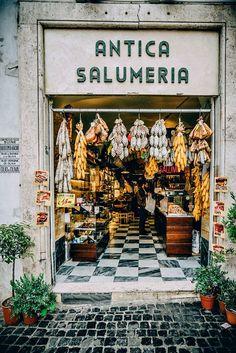 Salumeria- Rome, Italy