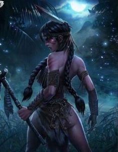 Ancient World Warrior Women~ Afrika Is Woke Fantasy Art Women, Dark Fantasy Art, Fantasy Girl, Fantasy Artwork, Fantasy Princess, Fantasy Female Warrior, Warrior Girl, Warrior Princess, Warrior Women