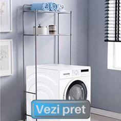 Blog de Instalatii iti arata care sunt 5 greseli comune pe care le poti face cand faci renovarea baii. Washing Machine, Laundry, Home Appliances, Laundry Room, House Appliances, Appliances, Laundry Rooms