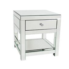Beveled End Table