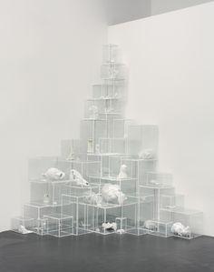 Terence Koh, Untitled (White Light #1), 2006