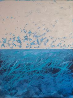 Original Abstract Painting by Gordon Sellen Original Art, Original Paintings, Surrealism Painting, Blue Painting, Abstract Expressionism Art, Buy Art, Saatchi Art, Contemporary Art, Street Art