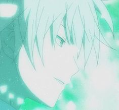 hotarubi no mori e GIF.  Gin is disappearing?  NOOOO