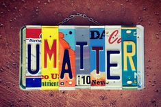 License Plate Crafts, License Plate Art, Invoice Layout, Positive Art, Personalized Gifts For Dad, Desert Art, Cactus Art, Art Classroom, Bar Signs
