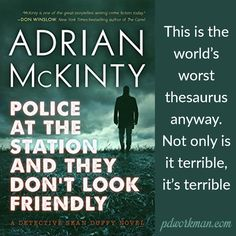 Excerpt from Police at the Station and They Don't Look Friendly #amreading #teasertuesday #murdermystery @adrianmckinty https://wp.me/p3Nz8P-1n5