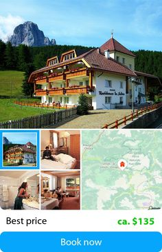 Residence La Selva (Sëlva, Italy) – Book this hotel at the cheapest price on sefibo.
