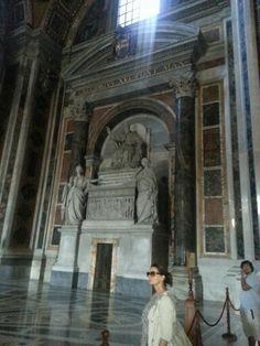 Basílica de San Pedro - El Vaticano.
