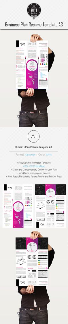 Simple Resume Set Simple resume and Fonts - simple resume format