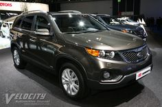 Kia Sorento 2010 | For more information on usage of this picture, see our Frequently ...