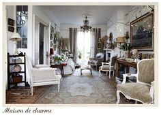 living room# french#
