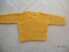 Immagine Baby Knitting, Dame, Knit Crochet, Pullover, Sweaters, Crafts, Fashion, Grandchildren, Scarfs