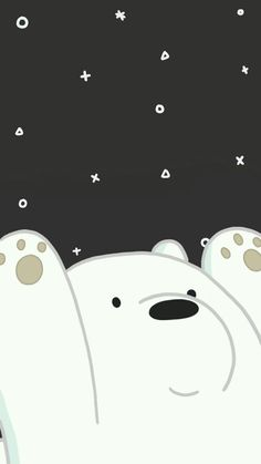 Wir Bare Bears Ice Bear Tapeten we bare bears wallpaper Cute Panda Wallpaper, Bear Wallpaper, Kawaii Wallpaper, Cute Wallpaper Backgrounds, Wallpaper Iphone Cute, Galaxy Wallpaper, We Bare Bears Wallpapers, Panda Wallpapers, Cute Cartoon Wallpapers