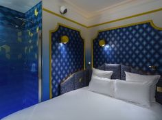 Meet the amazing Idol Hotel Paris | Hotel Interior Designs