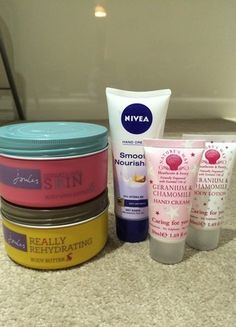 Buy here at #vinteduk http://www.vinted.co.uk/womens-beauty/body-care/5048823-joules-nivea-heathcote-ivory-body-butters-creams-lotions-all-new